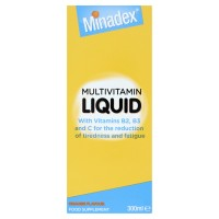 Minadex Multivitamin Syrup