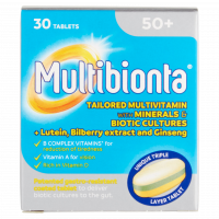 Multibionta 50 + Tablets