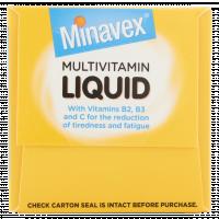 Minavex Multivitamin Syrup
