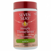 Seven Seas Clo Plus Garlic Capsules