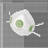 Ffp3 Valved Respiratory Moulded Face Mask