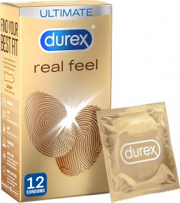 Durex Real Feel Condoms
