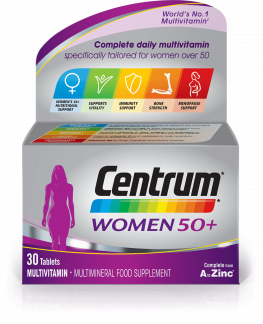 Centrum Advance Women 50+