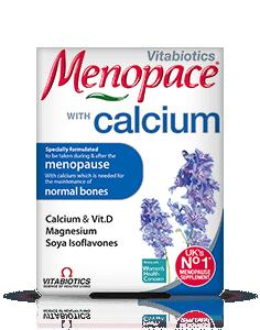 Vitabiotics Menopace Calcium