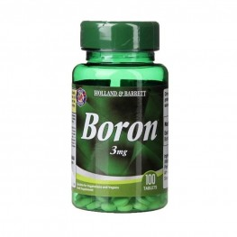 Holland & Barrett Boron 3mg