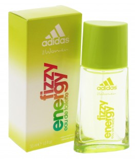 Adidas Edt Spray Women Fizzy Energy