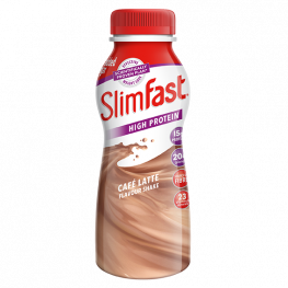 Slim-Fast Ready TO Drink Caf Latte