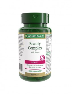 Nature'S Bounty Beauty Complex With Biotin