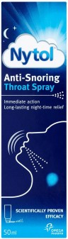 Nytol Anti-Snoring Throat Spray