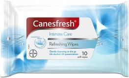 Canesfresh Feminine Wipes 10s