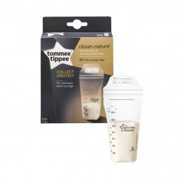 Tommee Tippee Closer TO Nature Breast Milk Storage Bags
