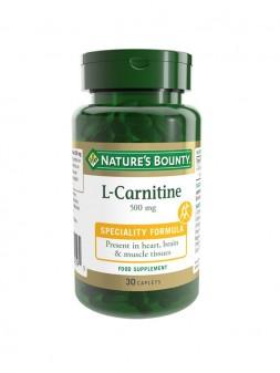 Nature'S Bounty L-Carnitine 500 MG