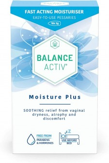Balance Activ Menopause Pessaries Plus 2G 10s