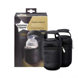 Tommee Tippee Closer TO Nature Insulated Bottle Carrier