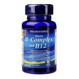 Holland & Barrett B Complex & B12
