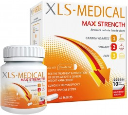Xls Medical Max Strength 40s