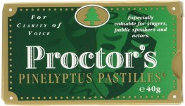 Proctor'S Pinelyptus Pastilles 45g