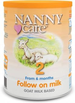 Nanny Care Follow ON Milk 900g