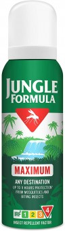 Jungle Formula Insect Repellent Aerosol Maximum