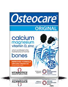 Vitabiotics Osteocare Tabs