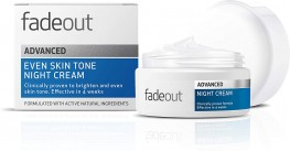 Fade-Out White Nourishing Night Cream