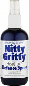 Nitty Gritty Head Lice Defence Spray 250ml