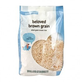 Holland & Barrett Brown Grain