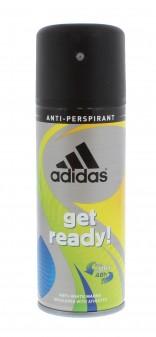 Adidas Anti Perspirant Spray Get Ready