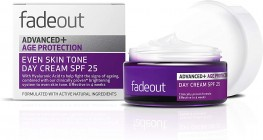 Fade-Out Advanced+ Age Protection Even Skin Tone Day Cream Spf25