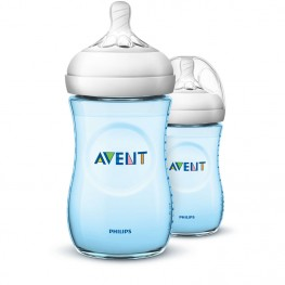 Philips Avent Natural Bottle Blue