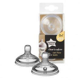 Tommee Tippee Closer TO Nature Variflow Teat