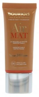 Bourjois Air Mat 30ml Foundation Golden Sun 006
