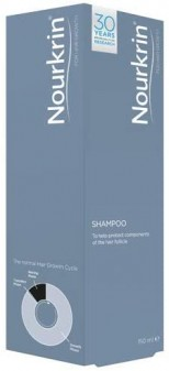 Nourkrin Shampoo Scalp Cleanser And Hair Nutrition Programme 150ml