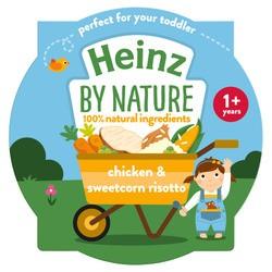 Heinz Chicken & Sweetcorn Risotto