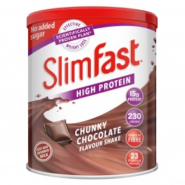 Slim-Fast Drum Double Chocolate