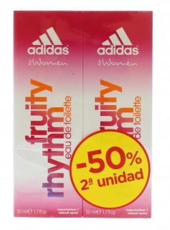 Adidas Edt Spray Fruity Rhythm Duo Pack