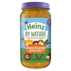 Heinz Cheesy Tomato Pasta Stars
