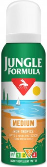 Jungle Formula Insect Repellent Aerosol Medium
