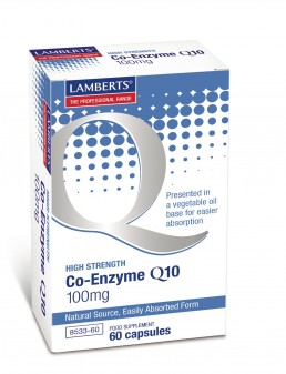 Lamberts CO Enzyme Q 10 100mg