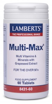 Lamberts Multi-Max For The Over 50'S