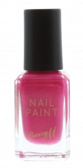 Barry M Classic 10ml Nail Polish Magenta Pink 272