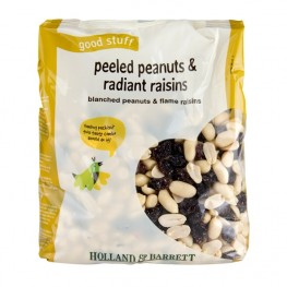 Holland & Barrett Blanched Peanuts & Flame Raisins