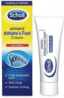 Scholl Athlete'S Foot Cream 15g