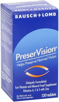 Preservision Multivitamin & Mineral Tablets