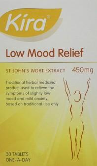 Kira Low Mood Relief 30s