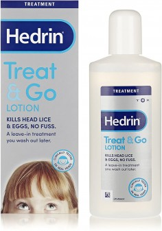 Hedrin Treat & GO Lotion