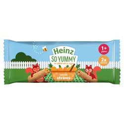 Heinz Carrot Straws 2 X 15g