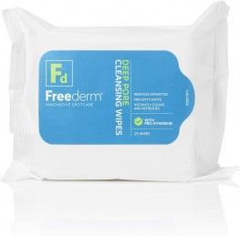 Freederm Facial Wipes