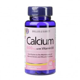 Holland & Barrett Calcium Plus Vitamin D