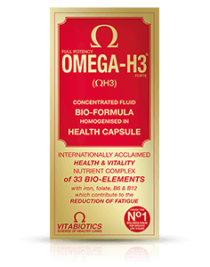 Vitabiotics Omega-H3 Multivit